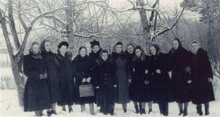 Жінки – співробітниці Лабораторії