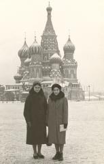 Надія Грищенко і Ліда Стойкова