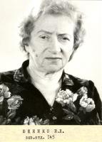 Катерина Логвинівна Ющенко